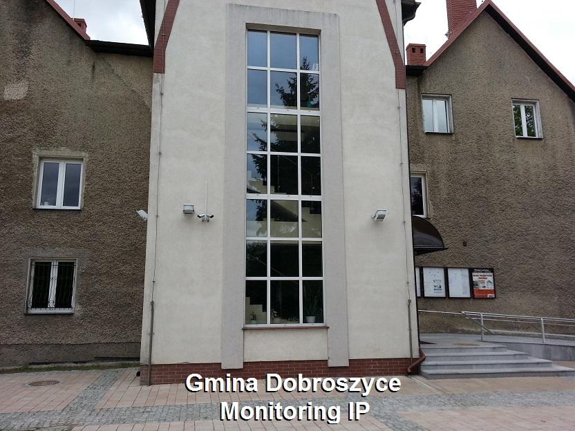 Montaż Monitoringu Dobroszyce