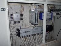 Montaż instalacji zbiorczej w bloku